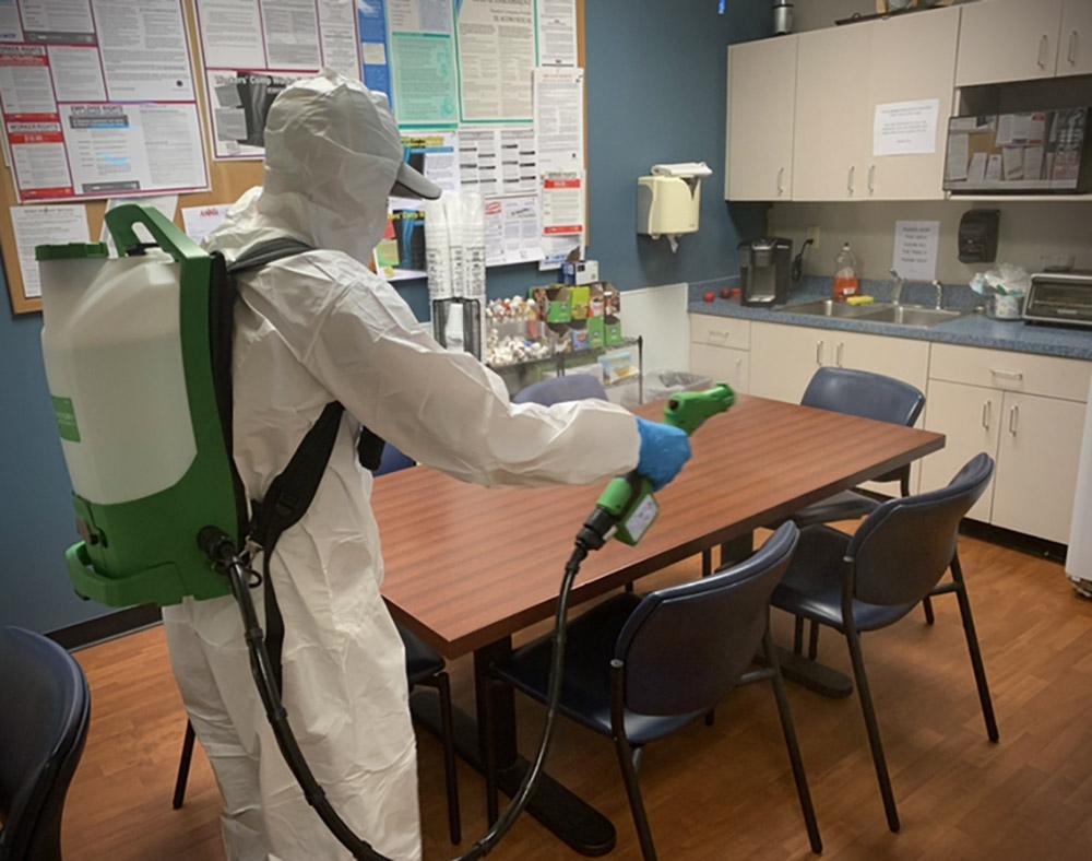 Electrostatic-spraying-disinfecting-aspen-colorado